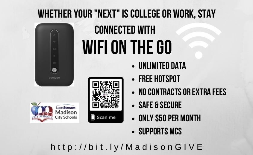 Wifi on the go flyer